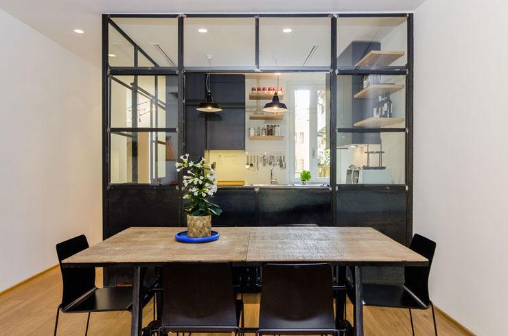 NOMADE ARCHITETTURA E INTERIOR DESIGN KitchenSinks & taps