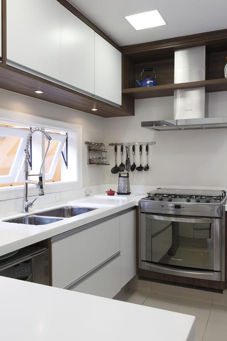Lore Arquitetura Кухня в классическом стиле