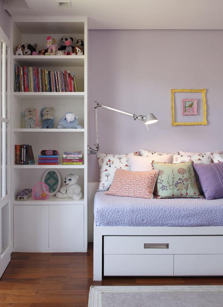 Lore Arquitetura Детская комнатa в классическом стиле
