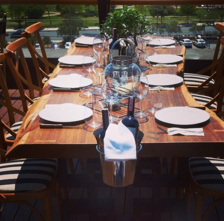 Dinner Table MAKE DESIGN ComedorMesas