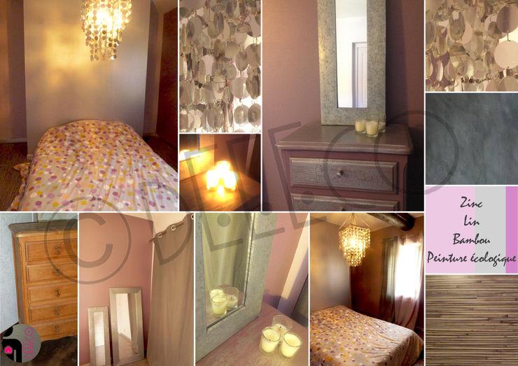 """Chambre Adulte """"Poésie"""" dEEEco ChambreAccessoires & décorations"""