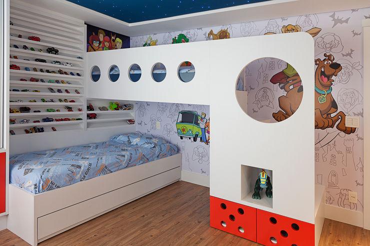 Cliente F Link Interiores Quarto infantil moderno