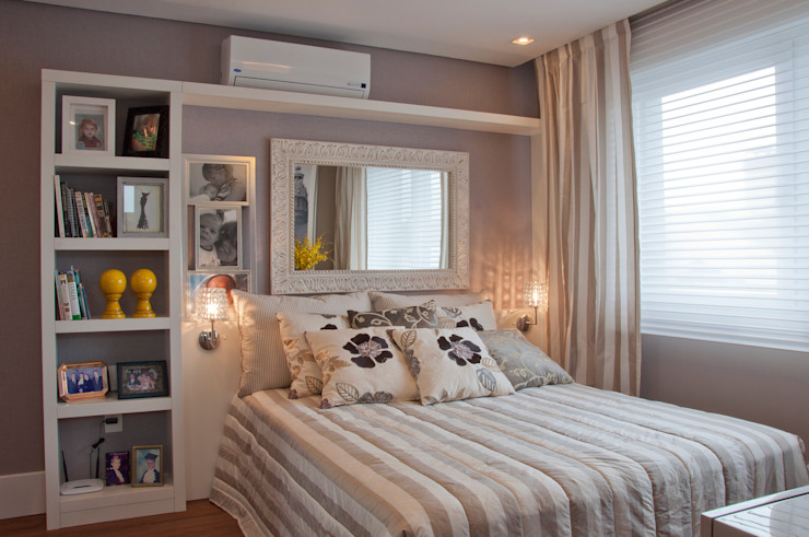 Link Interiores Classic style bedroom
