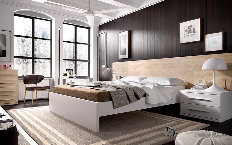 Dormitorios de matrimonio Mueblalia RecámarasCamas y cabeceras