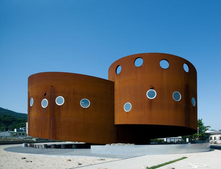 Looptecture F. 遠藤秀平建築研究所/Endo Shuhei Architect Institute Muzea