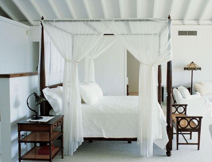 Bedrooms by King of Cotton King of Cotton SchlafzimmerBetten und Kopfteile Baumwolle Weiß