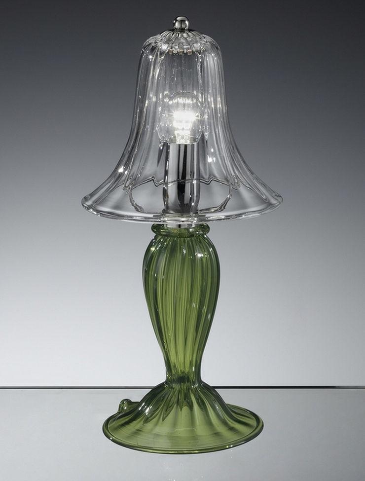 Lampada da tavolo moderna in vetro di Murano Vetrilamp Vetrilamp ArteAltri oggetti d'arte