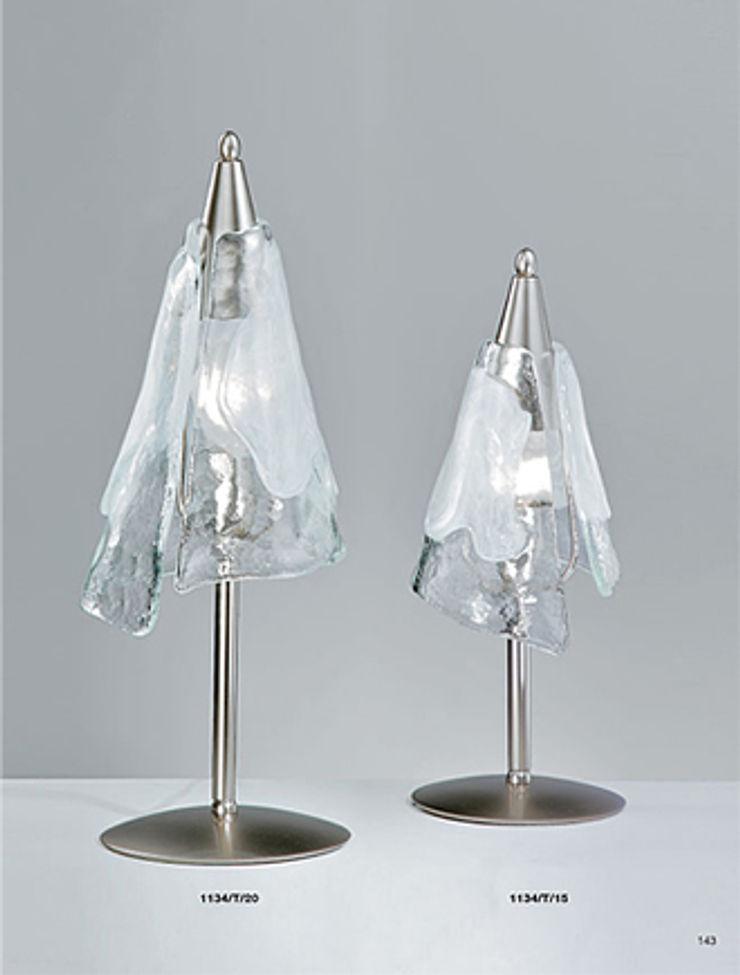 Lampada da tavolo in vetro colorato Vetrilamp Vetrilamp ArteAltri oggetti d'arte