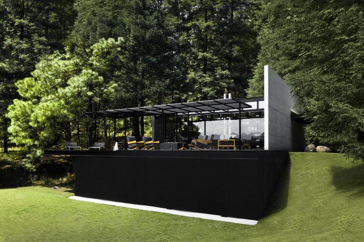 grupoarquitectura Minimalistische Arbeitszimmer