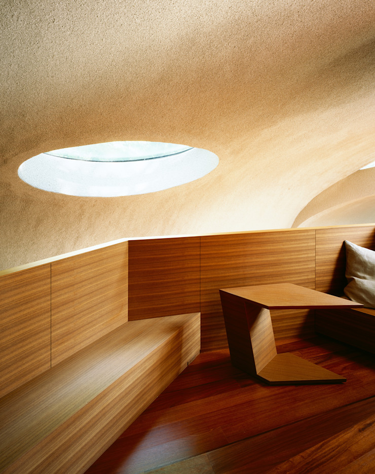 SHELL ARTechnic architects / アールテクニック Modern walls & floors