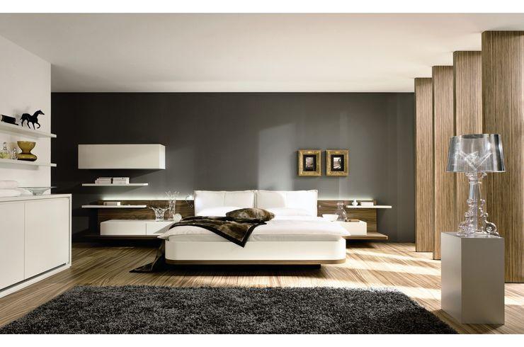 Bedroom homify Bedroom