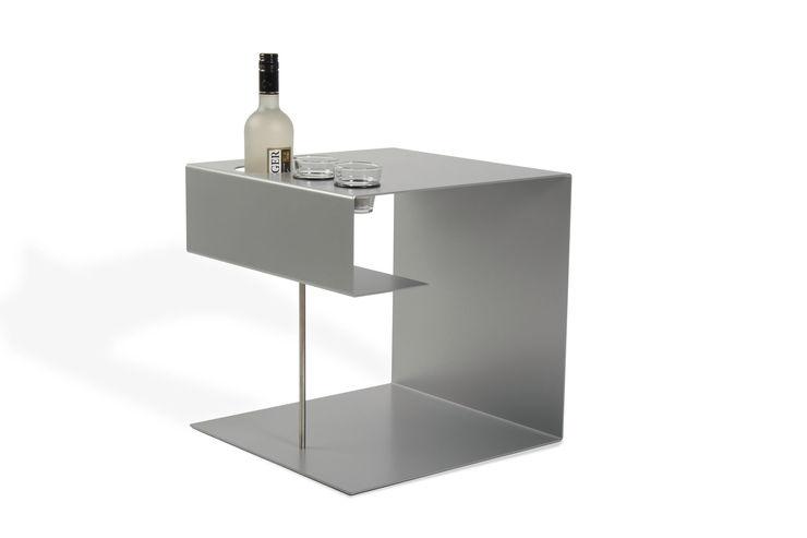 raum|bild|welt - Georg Ziegler 客廳邊桌與托盤