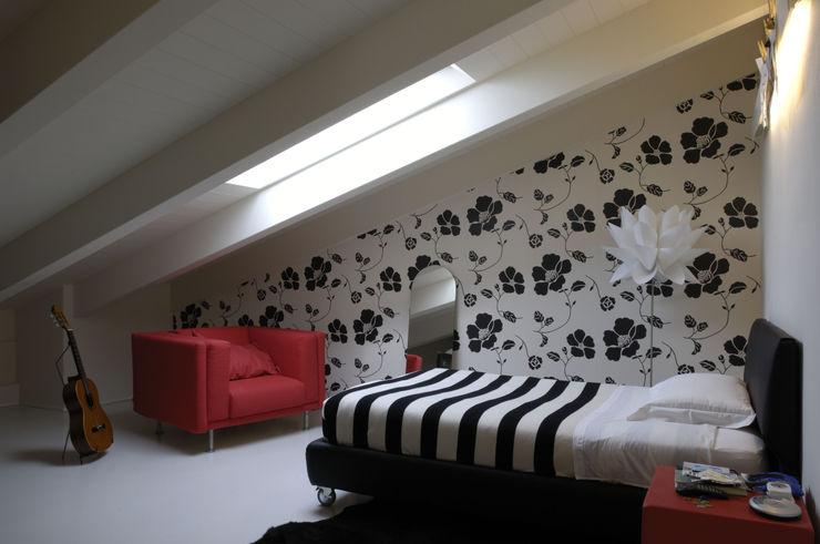 Appartamento Fanti Stefano Zaghini Architetto Case in stile minimalista
