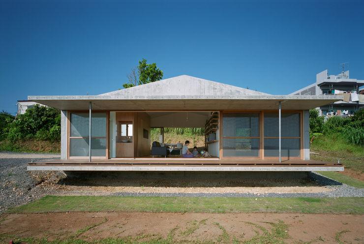 ハルナツアーキ Casas modernas