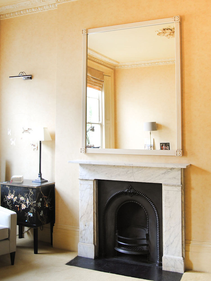 TV Mirrors Overmantels Living roomFireplaces & accessories