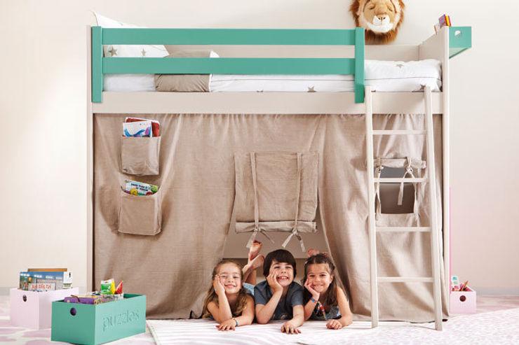 Sofás Camas Cruces Moderne Kinderzimmer