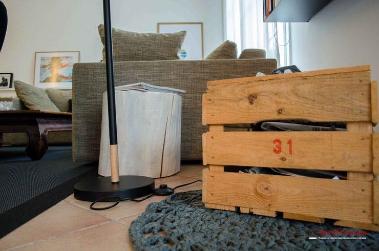 Reforma PB vivienda Trestrastos Casas de estilo moderno