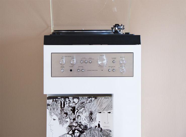 Meuble platine vinyle Guillaume Bouvet SalonMeubles télévision & multimédia