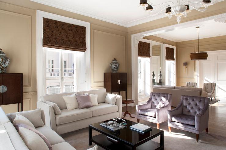 Living Room Roselind Wilson Design Modern living room