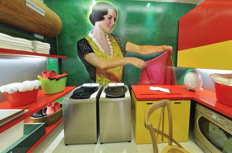 Rozânia Nicolau Arquitetura & Design de Interiores 現代廚房設計點子、靈感&圖片