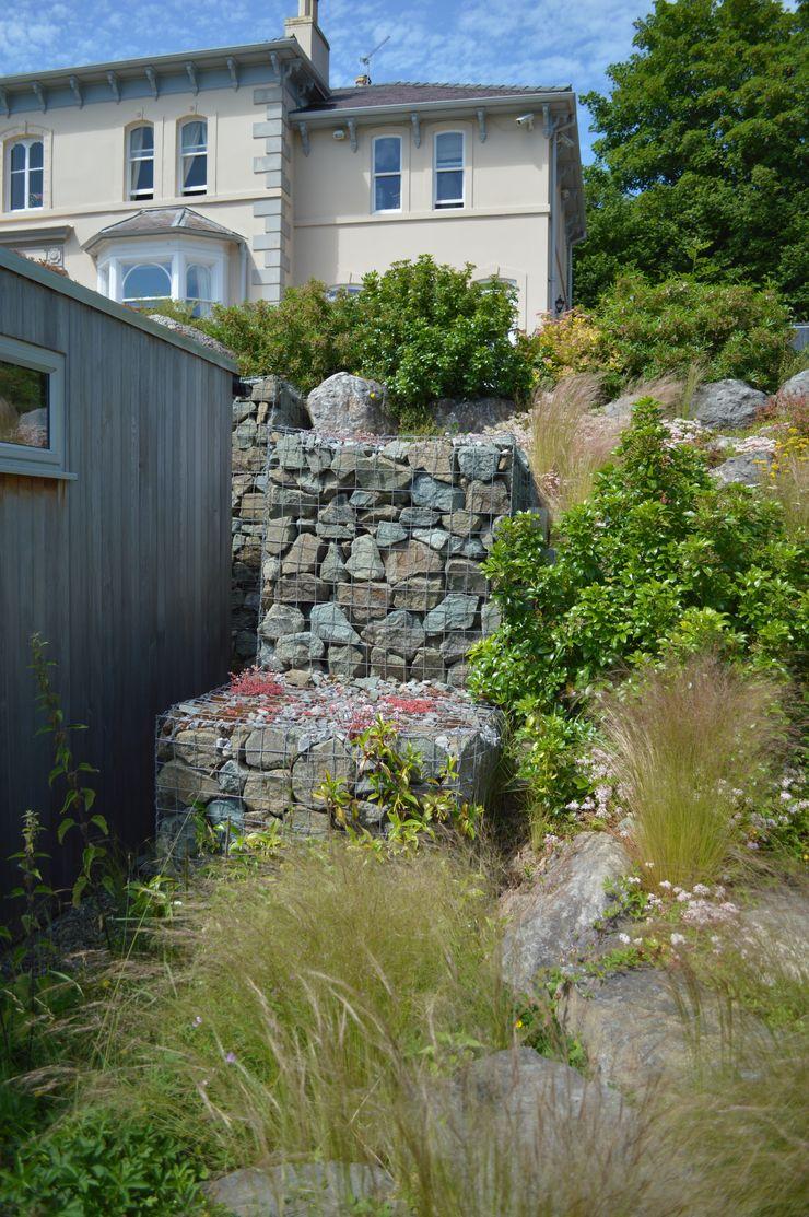 Gabion Walls Unique Landscapes Сад
