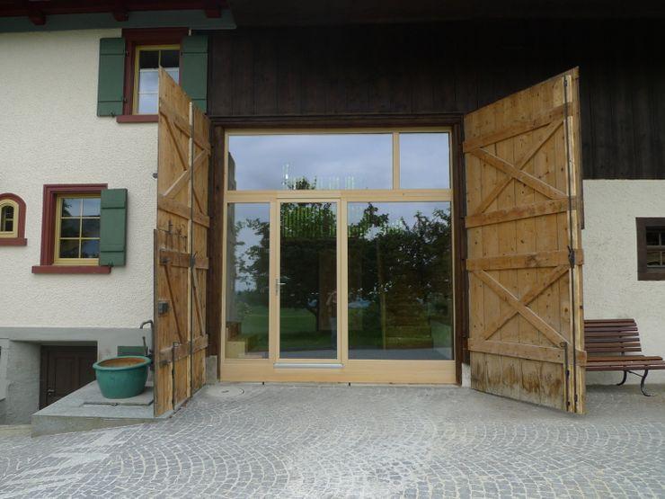 Aussenansicht Scheunetor homify Landhäuser