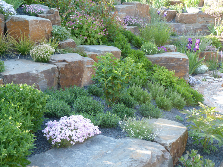 Gärten für Auge und Seele 花園植物與花