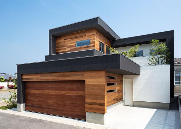 Architect Show Co.,Ltd Rumah Modern