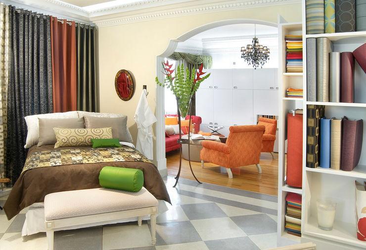 Maharam de México usoarquitectura Dormitorios clásicos