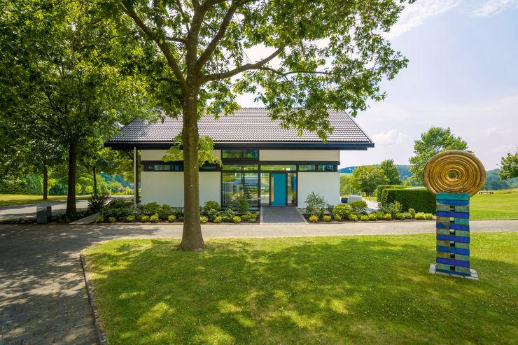 HUF Haus MODUM 7:10 HUF HAUS GmbH u. Co. KG Moderne Häuser