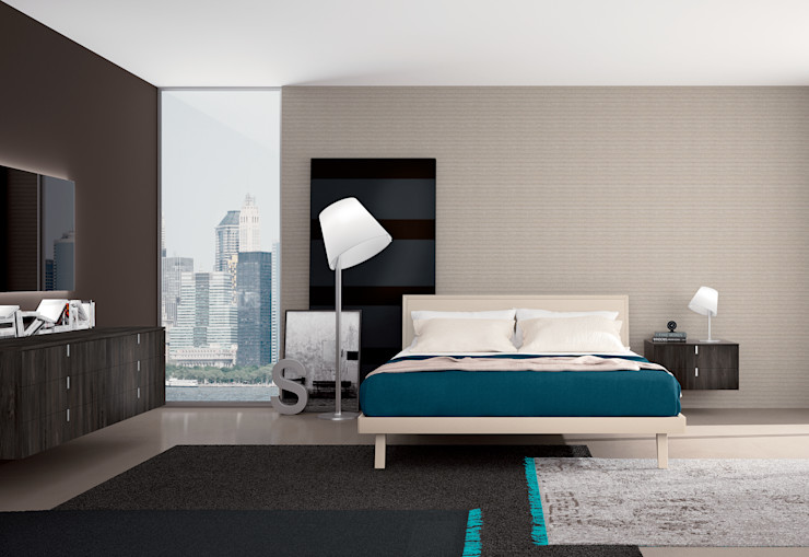 commercialeitalia Dormitorios modernos: Ideas, imágenes y decoración
