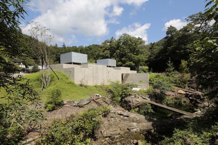 上原和建築研究所/ Kazu Uehara Atelier, architects Eclectic