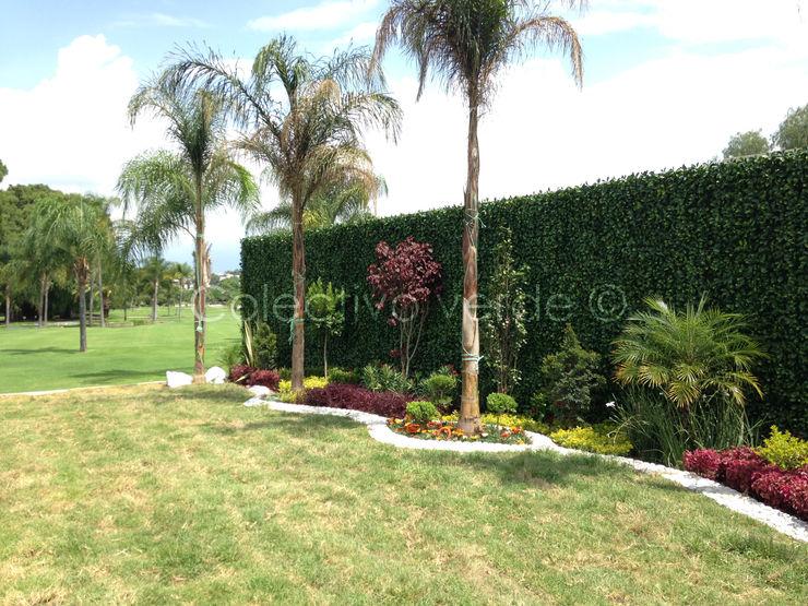 Colectivo Verde Jardins modernos