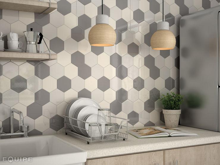 Equipe Ceramicas Modern Kitchen Ceramic