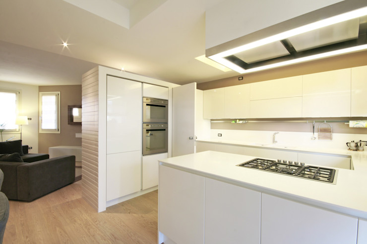 Diego Gnoato Architect Modern Kitchen