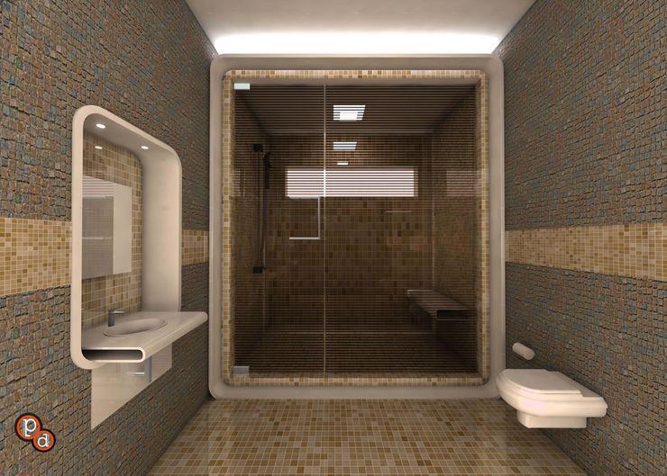 Bathroom interiors Preetham Interior Designer Minimalist bathroom