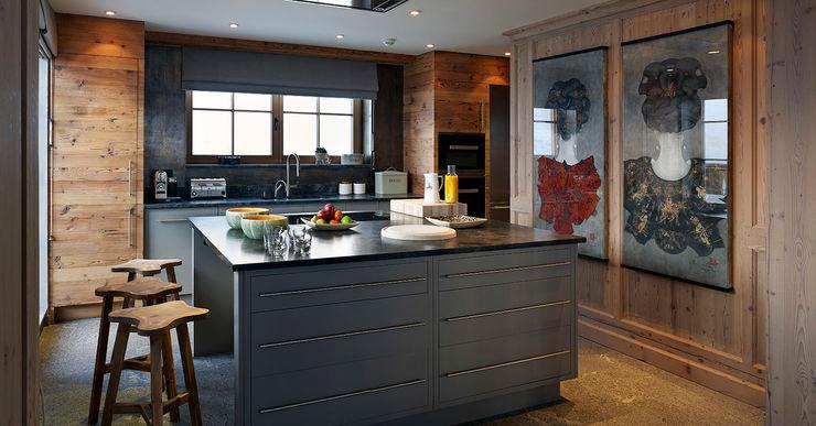 Skyfall Kitchen Architectural Interiors + Superyacht Photographer Kitchen