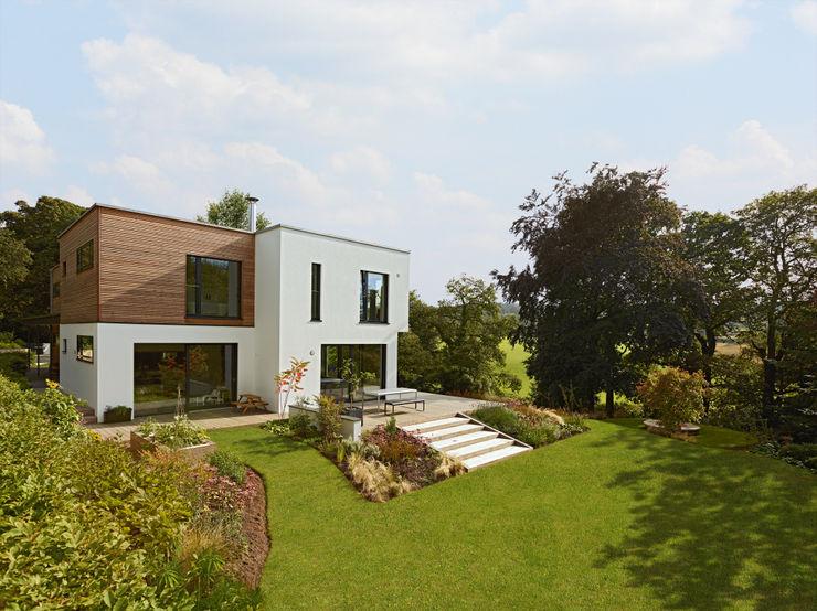 Außenaufnahme Bau-Fritz GmbH & Co. KG Moderne Häuser
