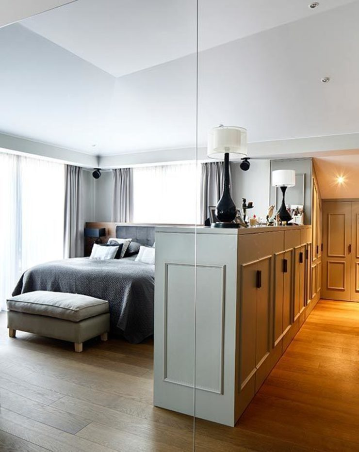 Residence Esra Kazmirci Mimarlik Modern style bedroom