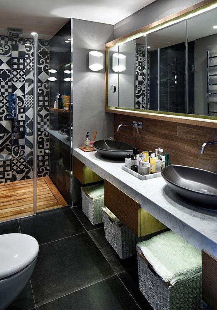 BATHROOM Esra Kazmirci Mimarlik Modern bathroom