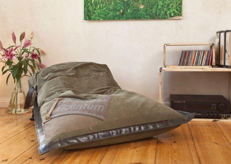 sessio. // Der gemütliche Sitzsack reditum // Möbel mit Vorleben WohnzimmerSofas und Sessel