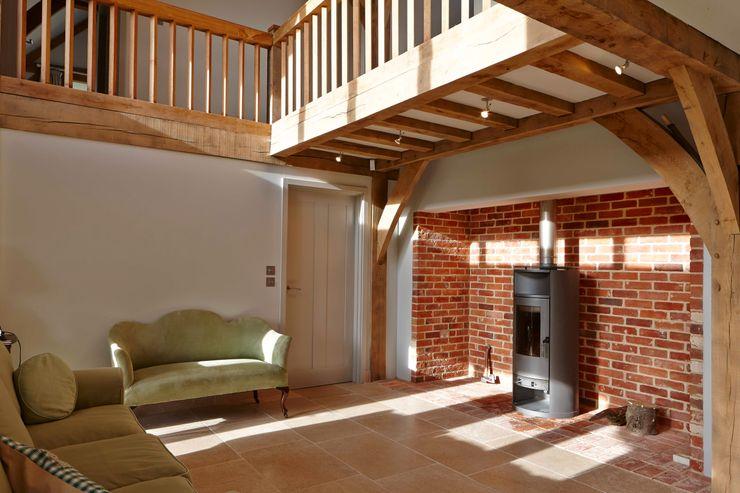 Stable Cottage Adam Coupe Photography Limited Salas de estilo rural
