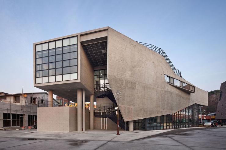 서천 [봄의마을] VIDE architects, Associates INC