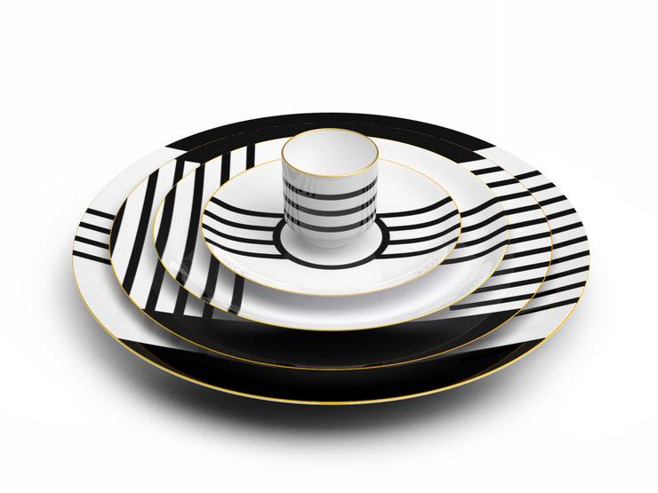 Non Sans Raison 餐廳陶器與玻璃製品