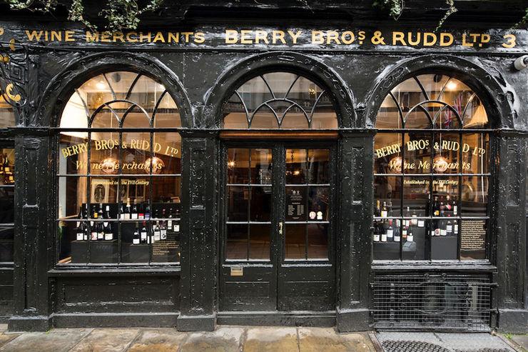 Berry Bros. & Rudd London Mowat & Company Ltd Офіси та магазини
