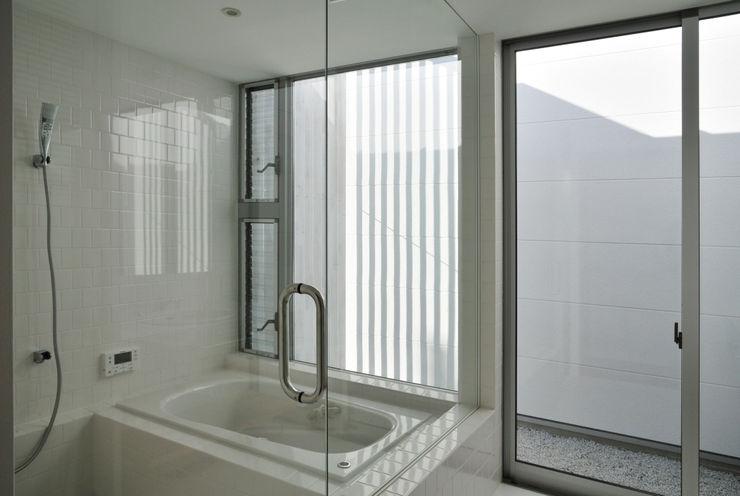 島田博一建築設計室 Baños modernos