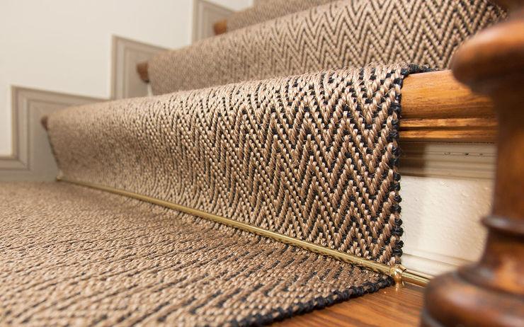 Klassische Strapazierbarkeit neu inspiriert. Teppichkontor Mediterraner Flur, Diele & Treppenhaus