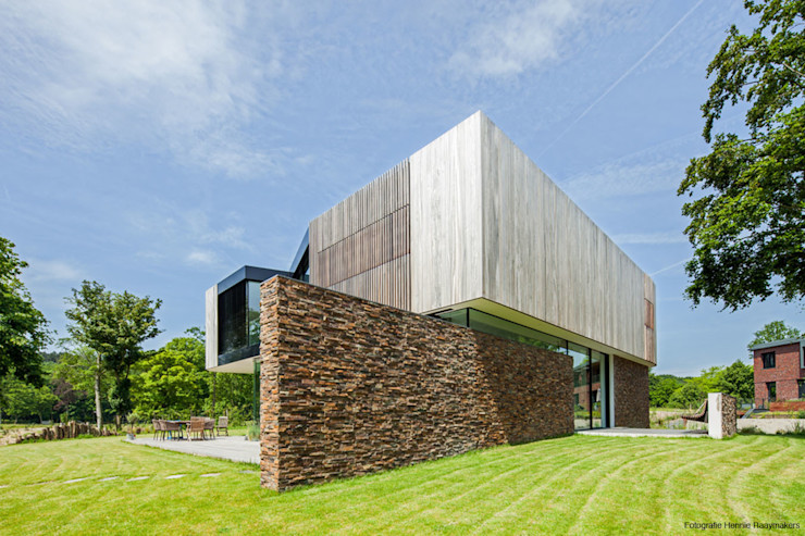 123DV Moderne Villa's Modern houses