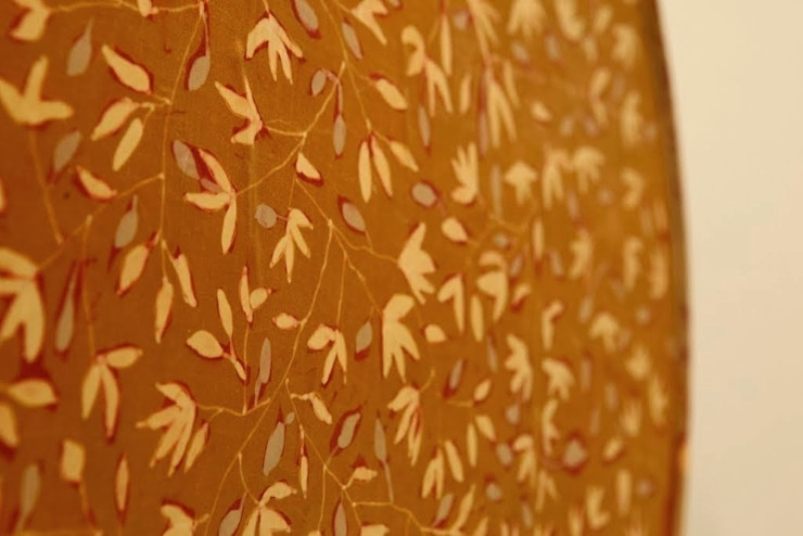 ATELIER IRENE SEMELKA Living roomAccessories & decoration Textile Yellow