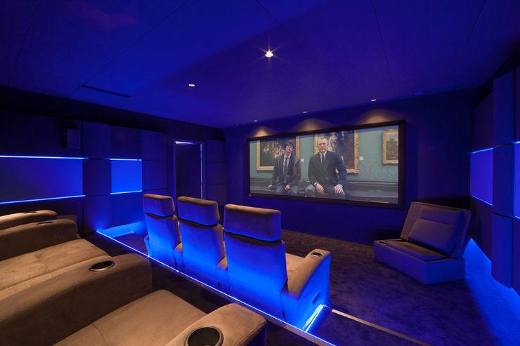 Dynamic Home Cinéma Sala multimediaElectrónica